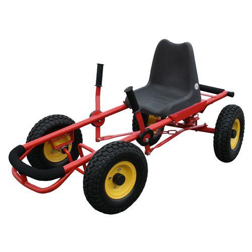 Gokarts & traktorer