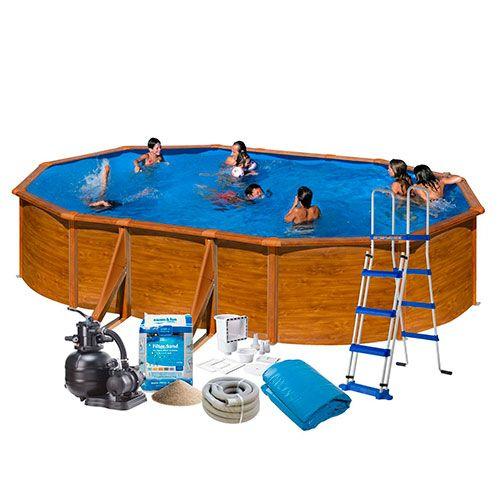 Pools & badebassiner