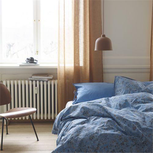 Flot & blåt sengetøj