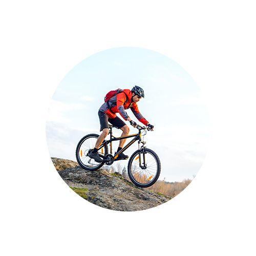 Cykler til en aktiv livsstil