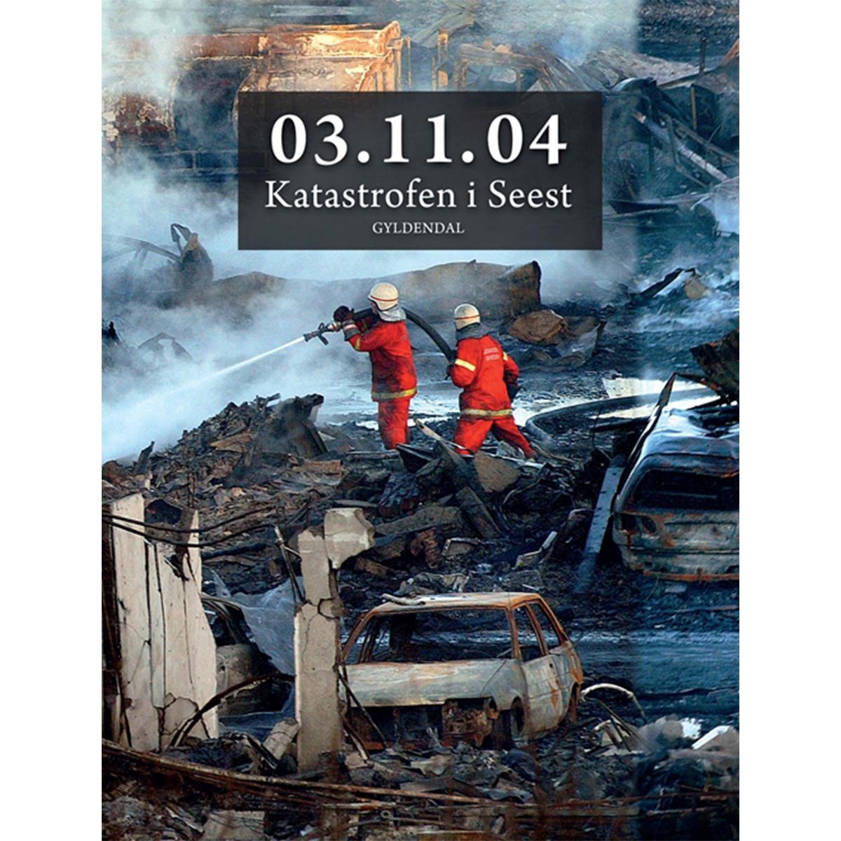 Billede af 03.11.04 - katastrofen i Seest - Indbundet