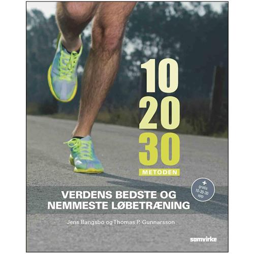 Image of   10-20-30 metoden - verdens bedste og nemmeste løbetræning - Hæftet