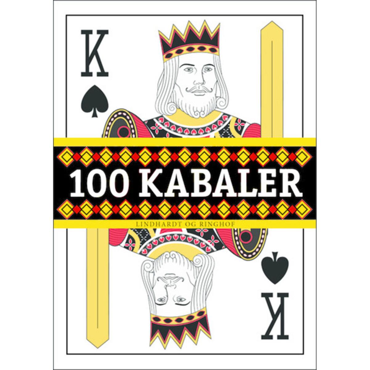 Image of   100 kabaler - Hardback