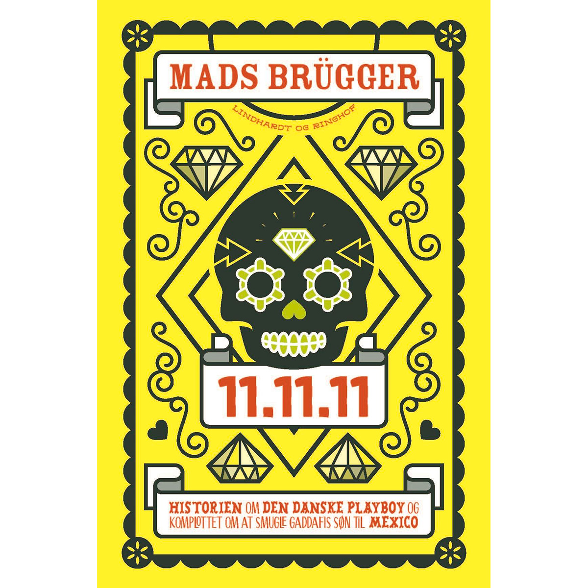 Billede af 11.11.11 - Hæftet