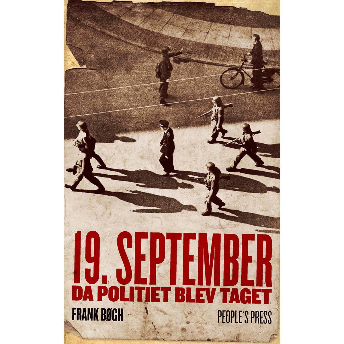 Image of   19. september - Da politiet blev taget - Indbundet