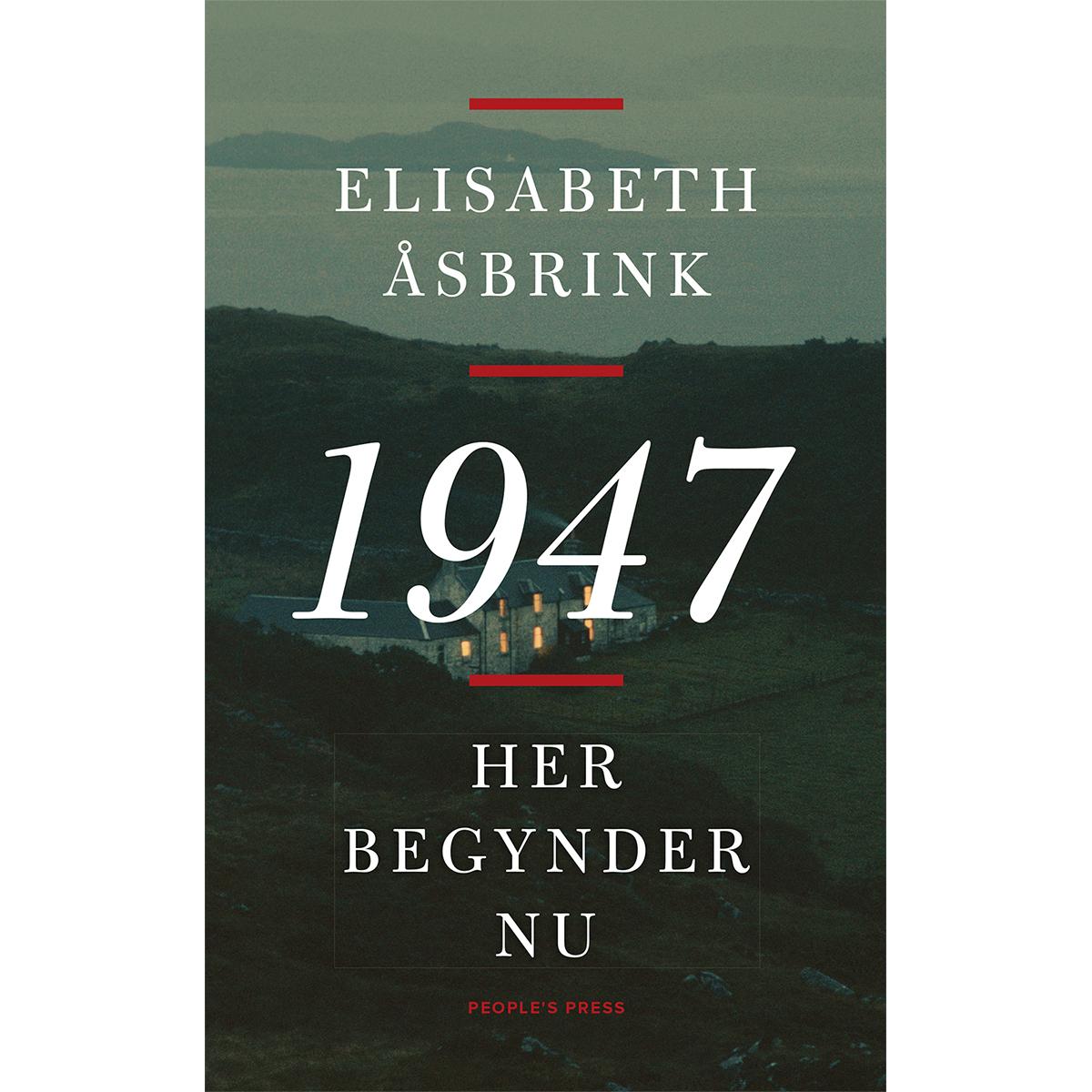Image of   1947 - Her begynder nu - Indbundet