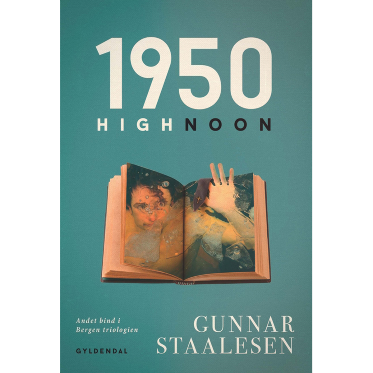 Image of   1950 High Noon - Bergen-trilogien 2 - Paperback