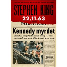 Image of   22.11.63 - Paperback