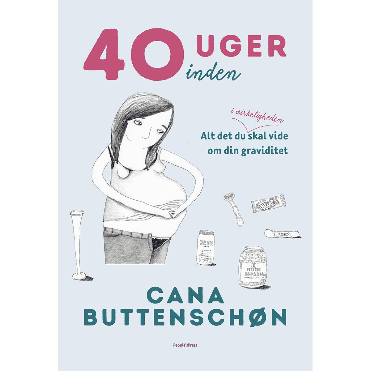 Image of   40 uger inden - Indbundet