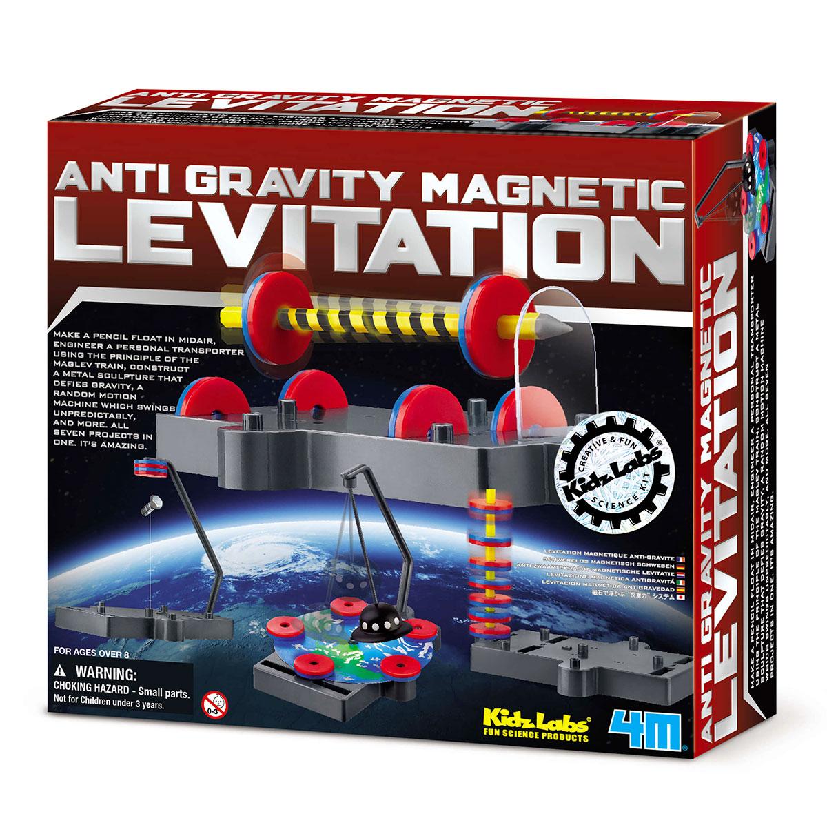 Image of   4M magnetiske eksperimenter
