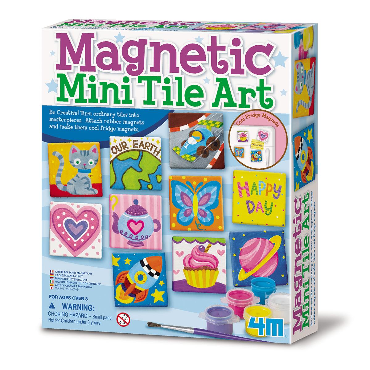 Image of   4M mal-selv-magneter