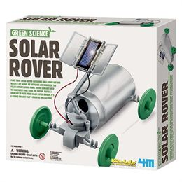 Image of   4M soldrevet rover - Green Science
