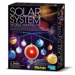 Image of   4M solsystem uro-samlesæt