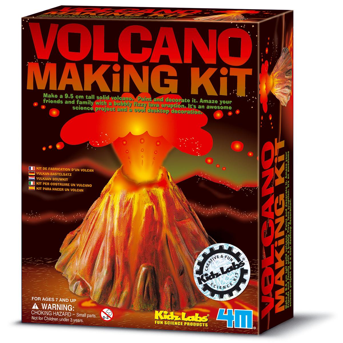 Image of   4M vulkan samlesæt