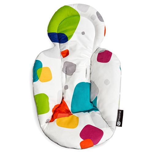 4moms babyindsats - Newborn - Multifarvet/grå