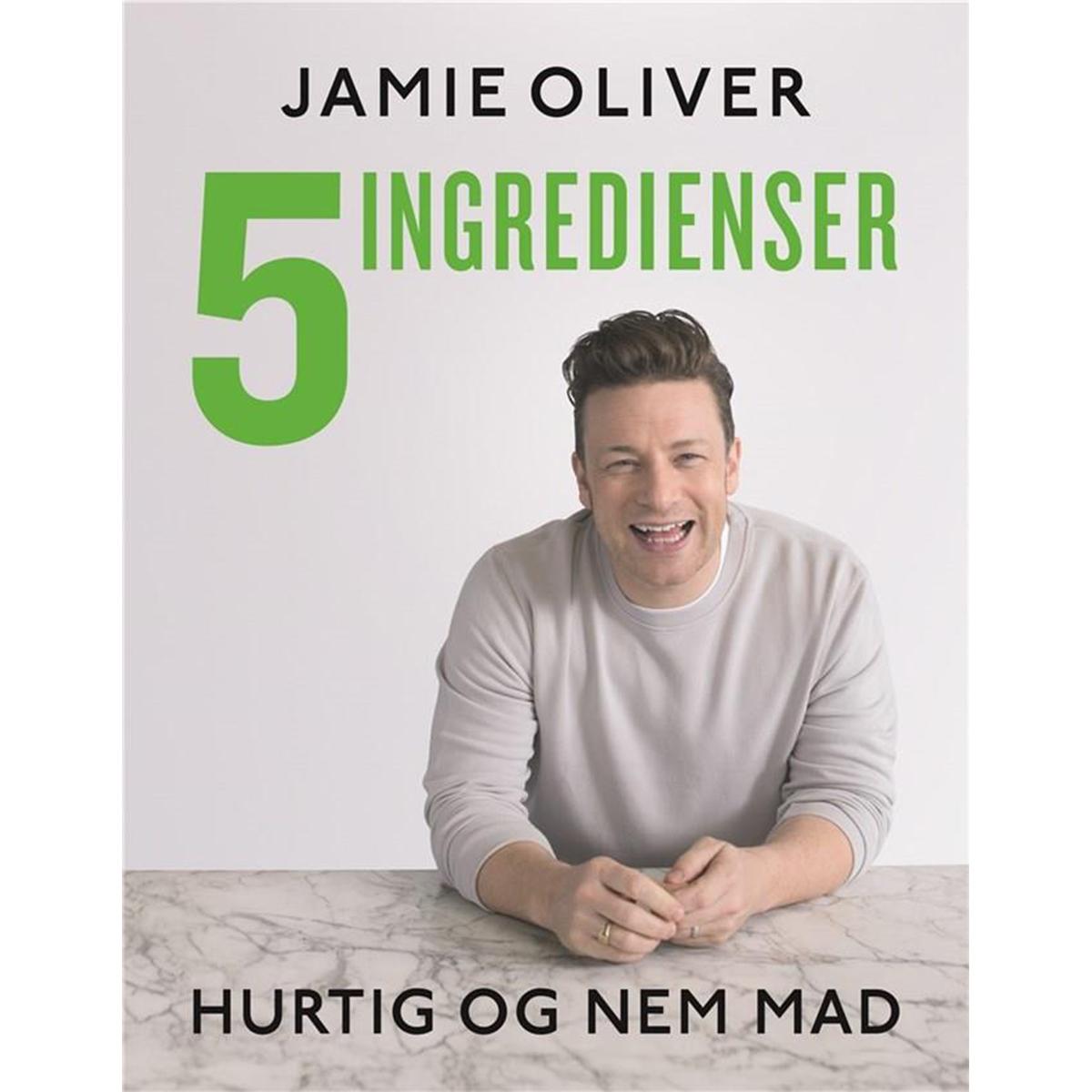 Image of   5 ingredienser - Hurtig & nem mad - Indbundet