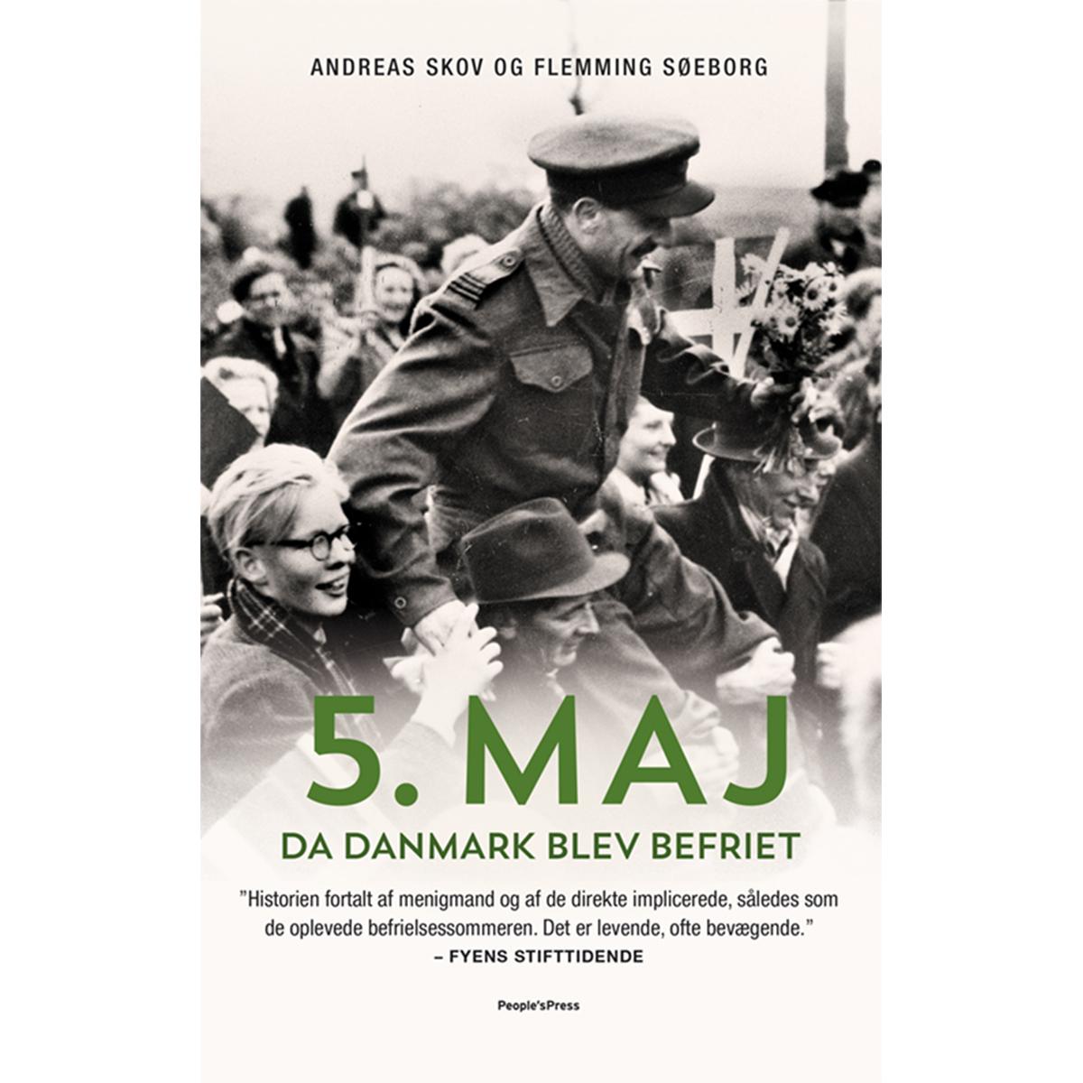 Image of   5. maj - da Danmark blev befriet - Paperback