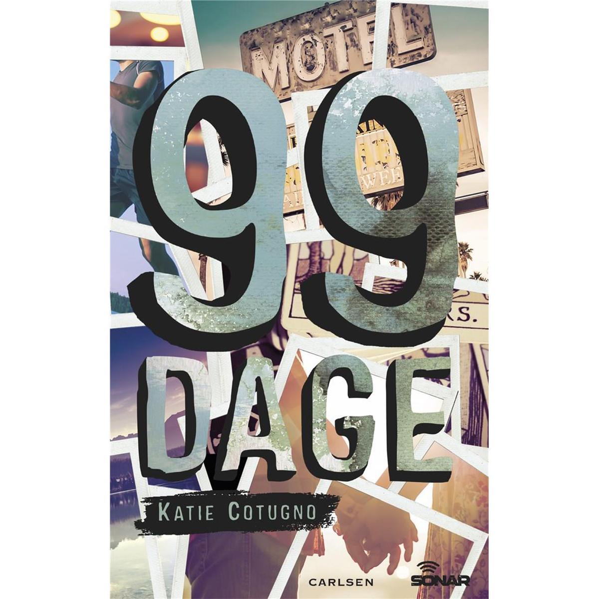 Image of   99 dage - Hæftet