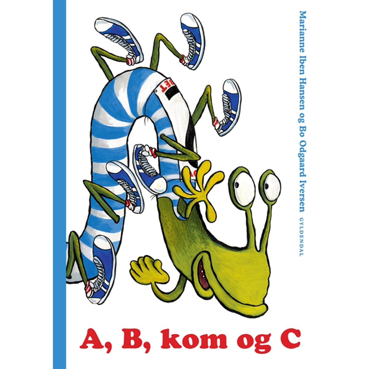 Image of   A, b, kom og c - Indbundet
