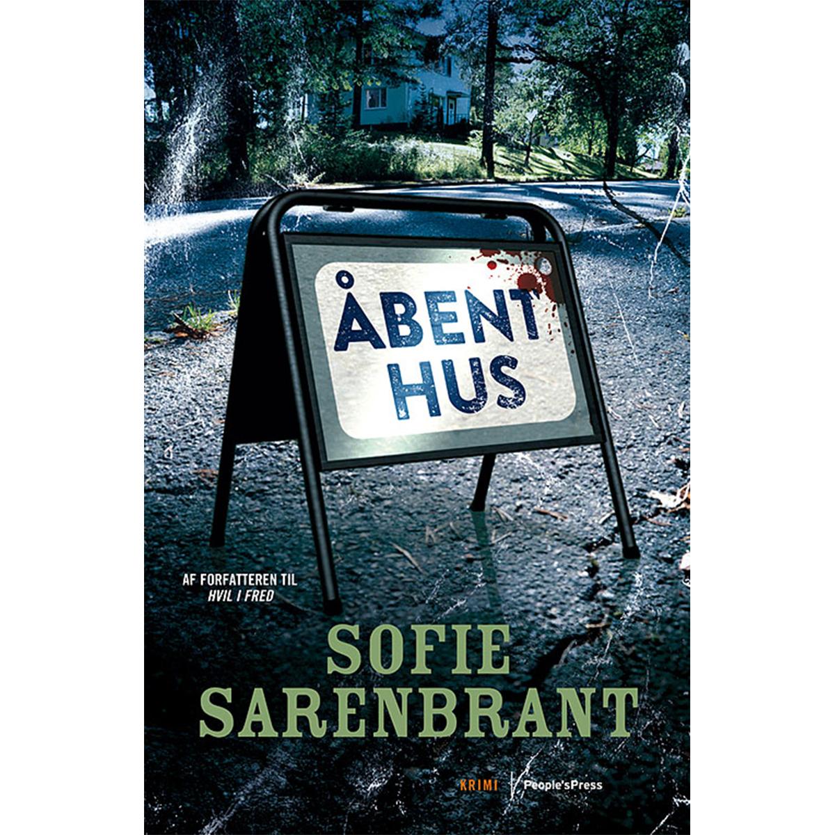 Image of   Åbent hus - Emma Sköld 3 - Indbundet