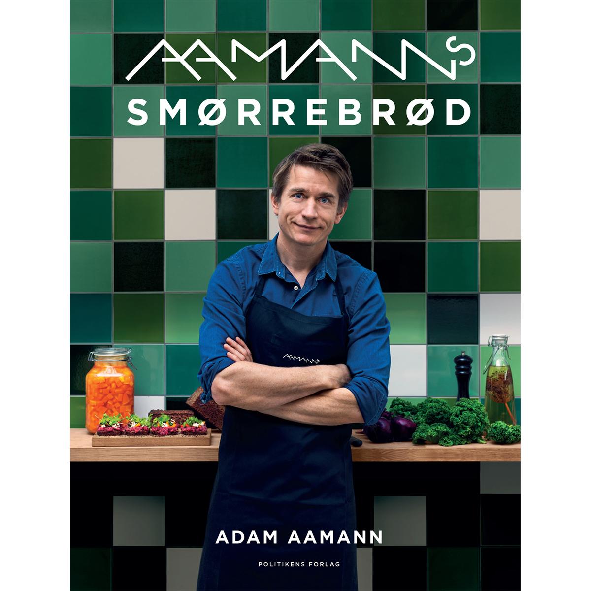 Image of   Aamanns smørrebrød - Indbundet
