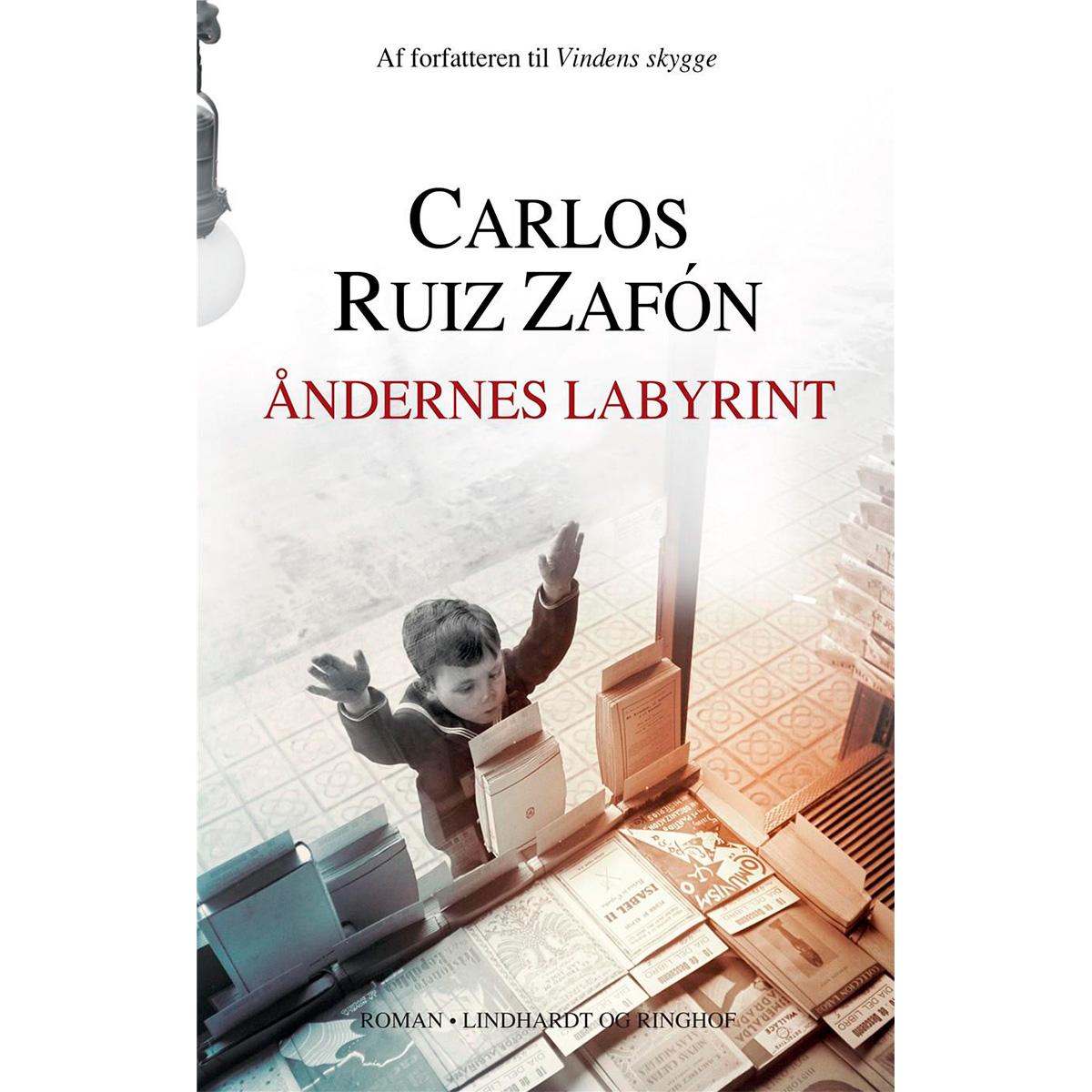 Image of   Åndernes labyrint - De glemte bøgers kirkegård 4 - Indbundet
