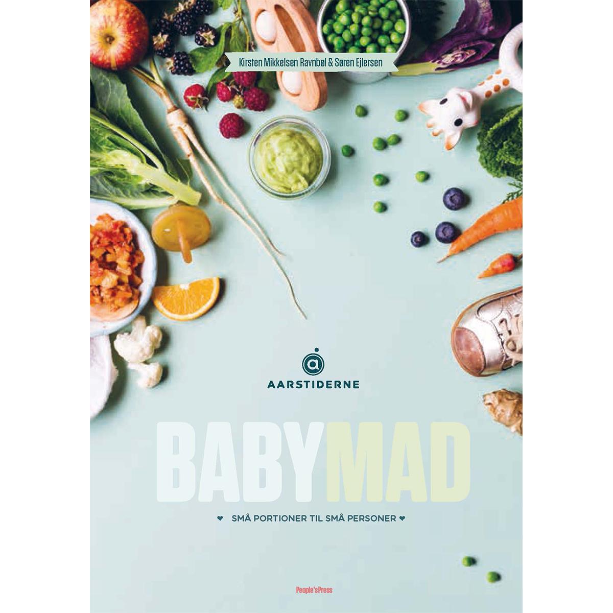 Image of   Aarstidernes babymad - Små portioner til små personer - Indbundet