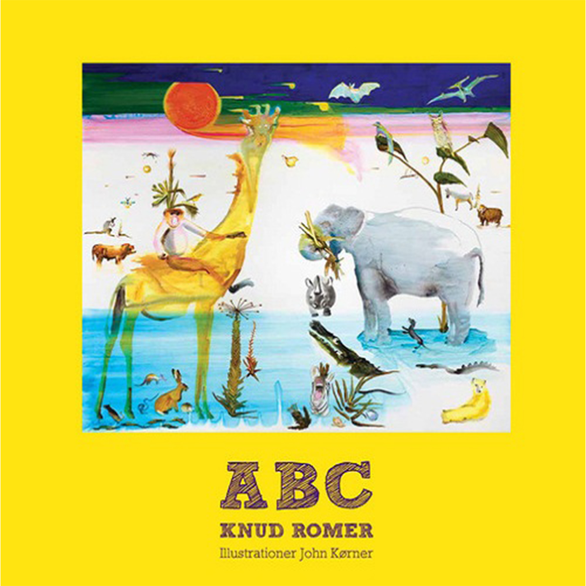 Image of   Abc - Hardback