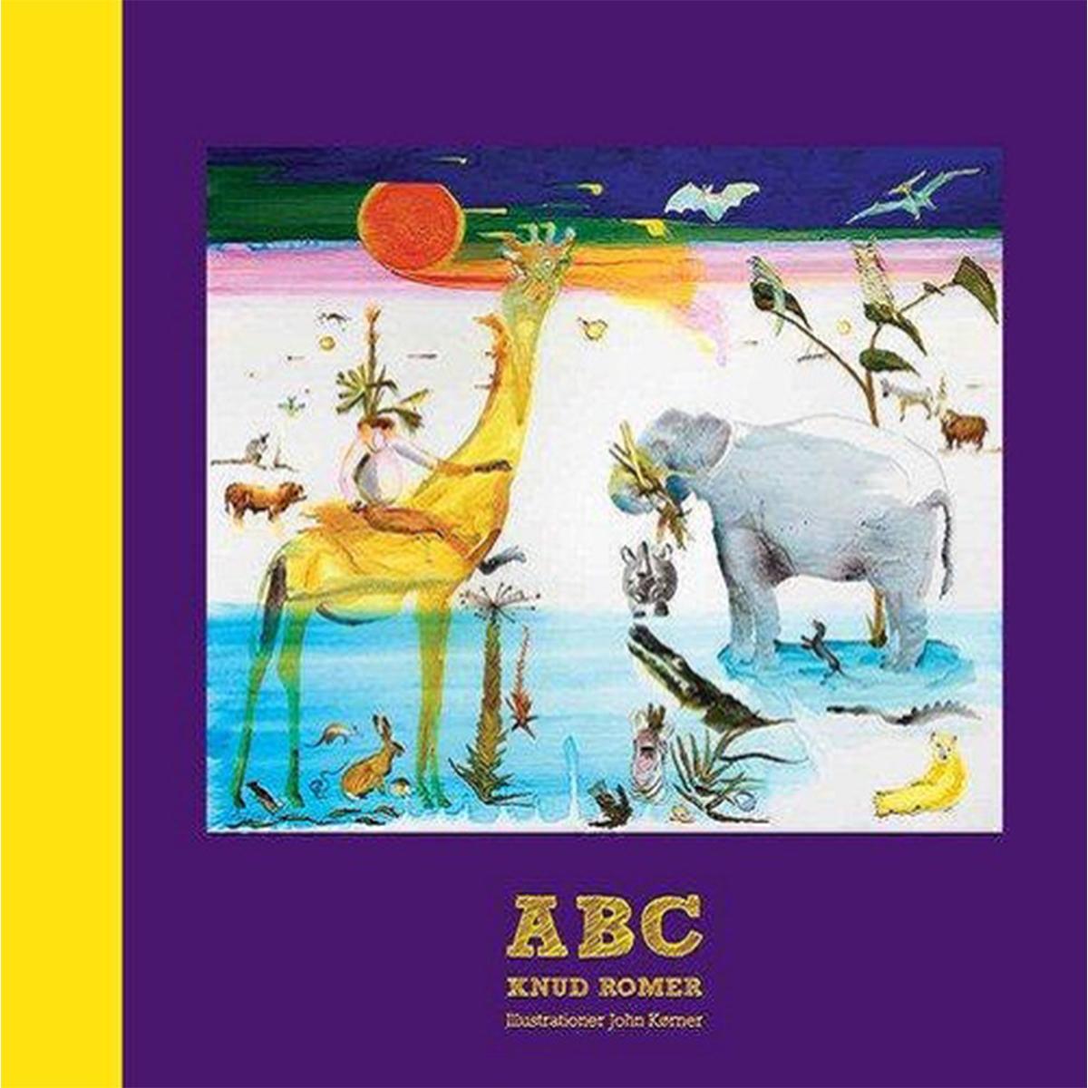 Image of   Abc - Luksusudgave - Hardback