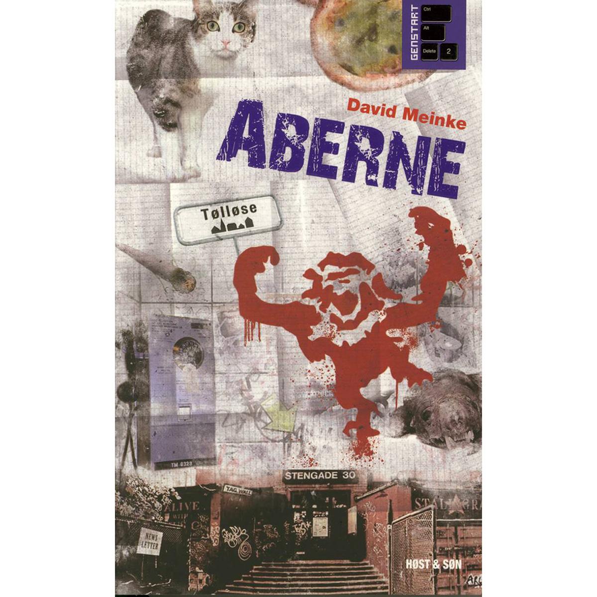 Image of   Aberne - Genstart 2 - Hæftet