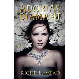 Image of   Adorias diamant - Det glitrende hof 1 - Paperback