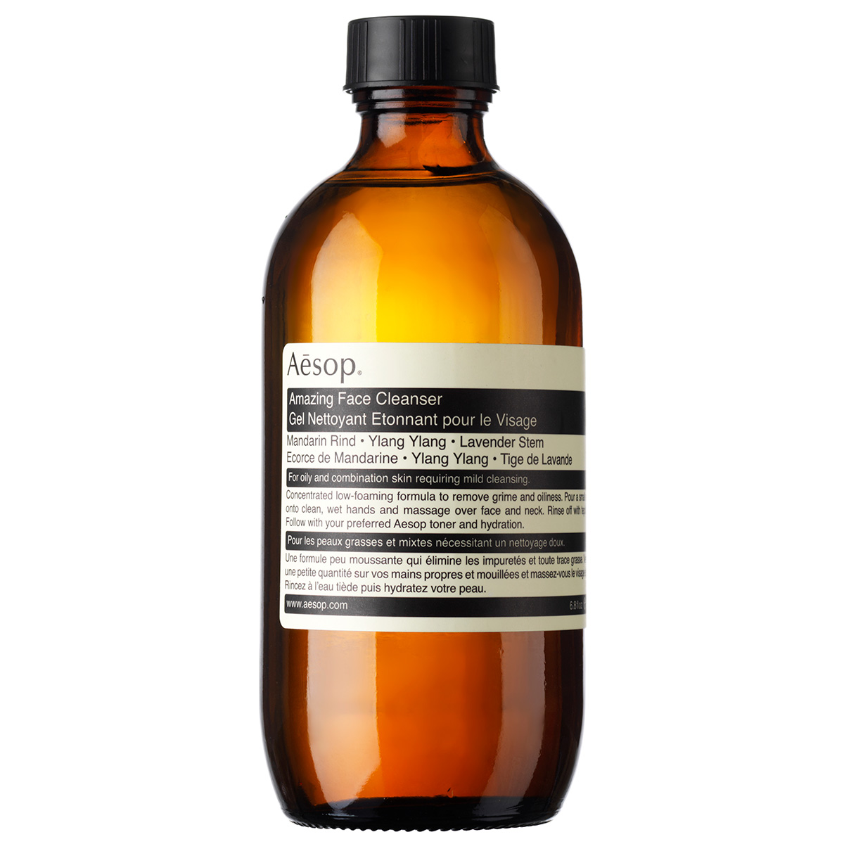 Image of   Aesop Amazing Face Cleanser - 200 ml