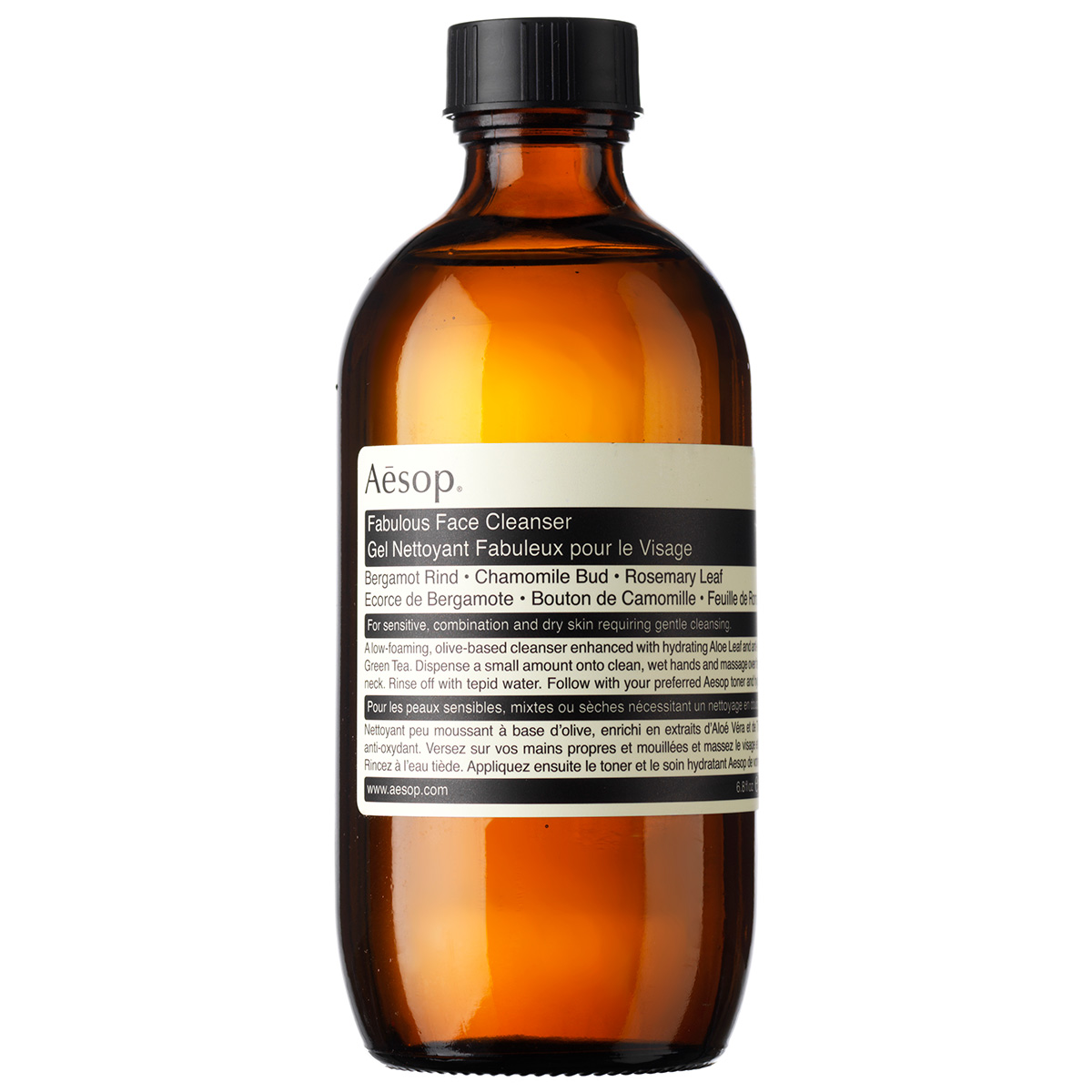 Image of   Aesop Fabulous Face Cleanser - 200 ml