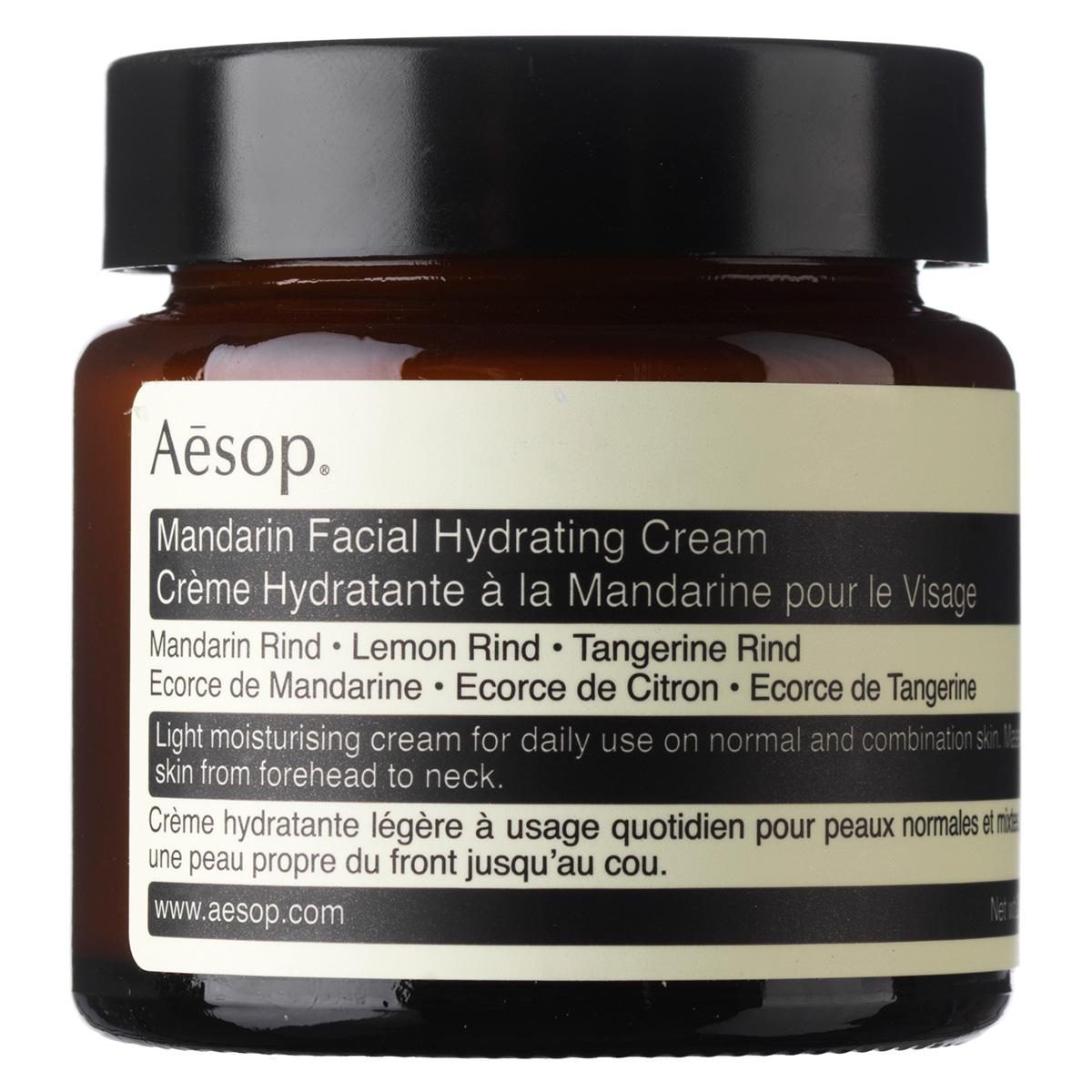 Image of   Aesop Mandarin Facial Hydrating Cream - 60 ml