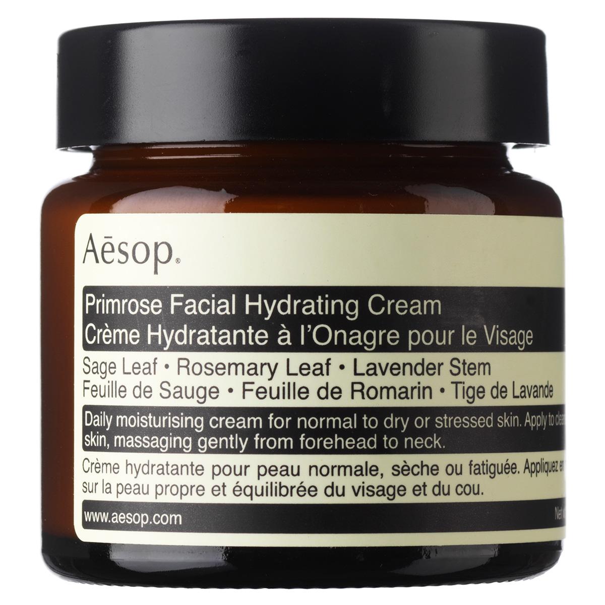 Image of   Aesop Primrose Facial Hydrating Cream - 60 ml