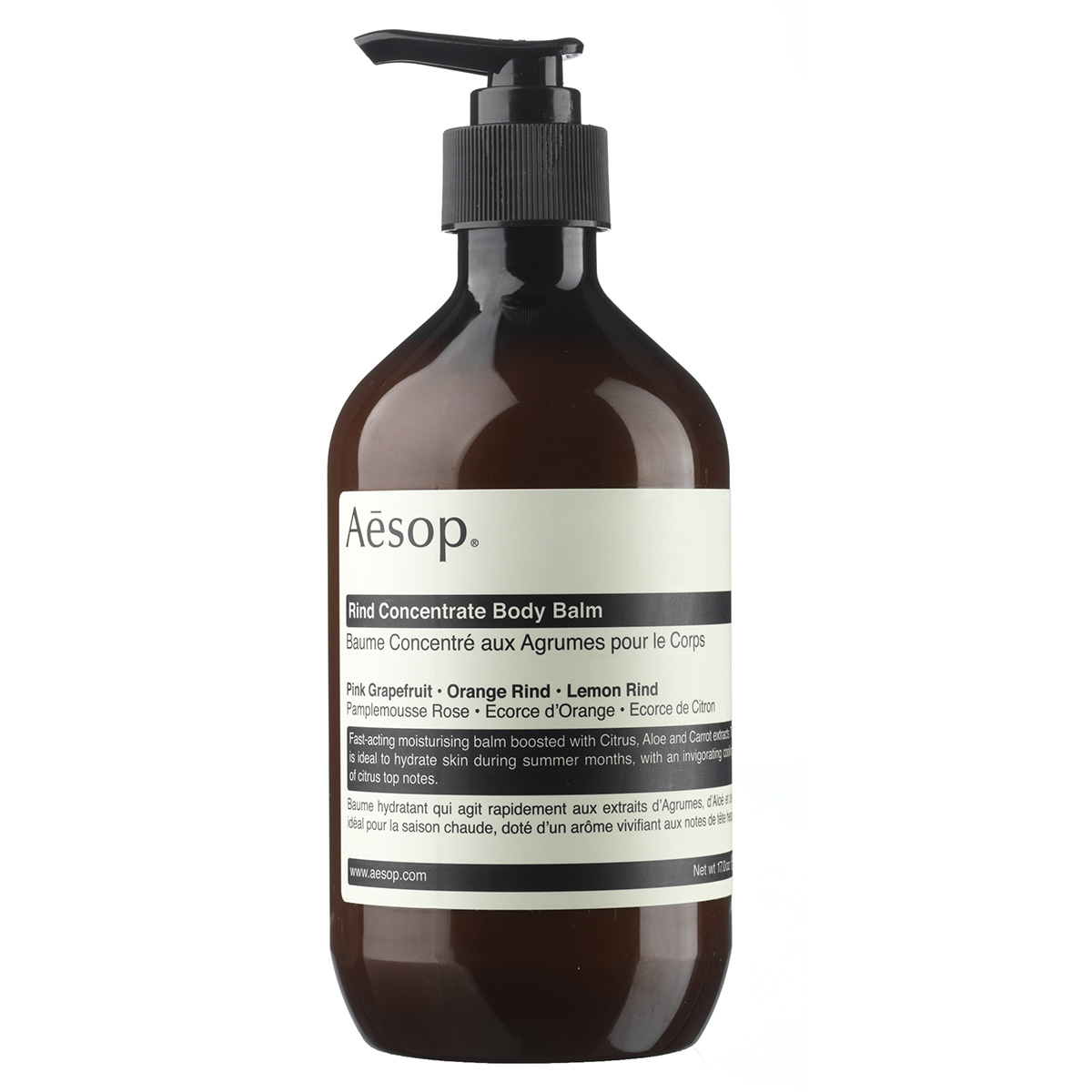 Image of   Aesop Rind Concentrate Body Balm - 500 ml