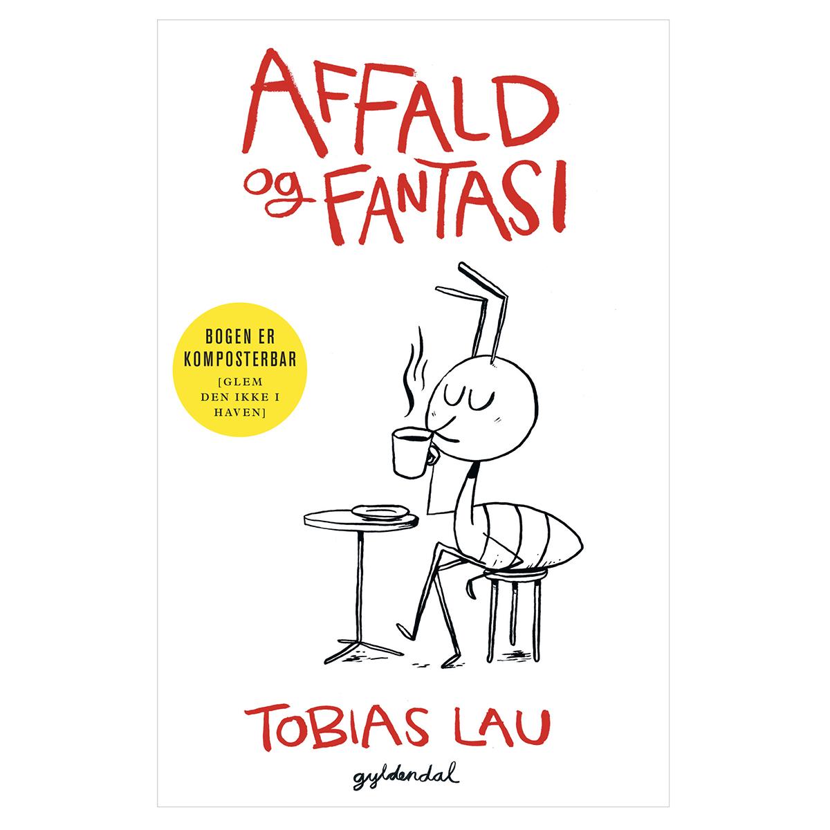 Image of   Affald og fantasi - Hæftet