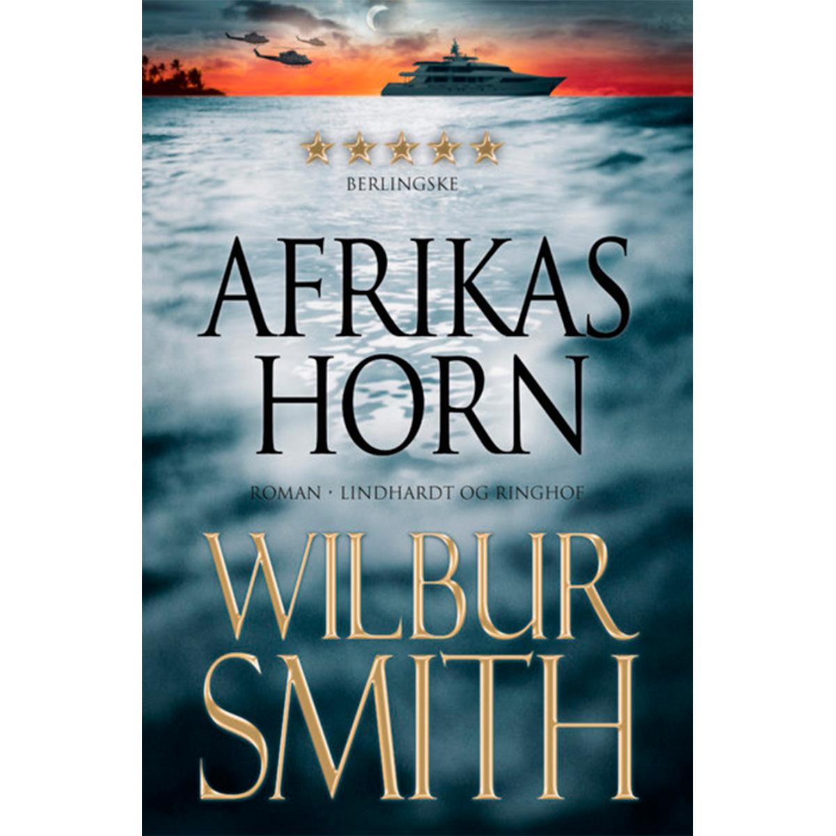 Image of   Afrikas horn - Hector Cross 1 - Paperback