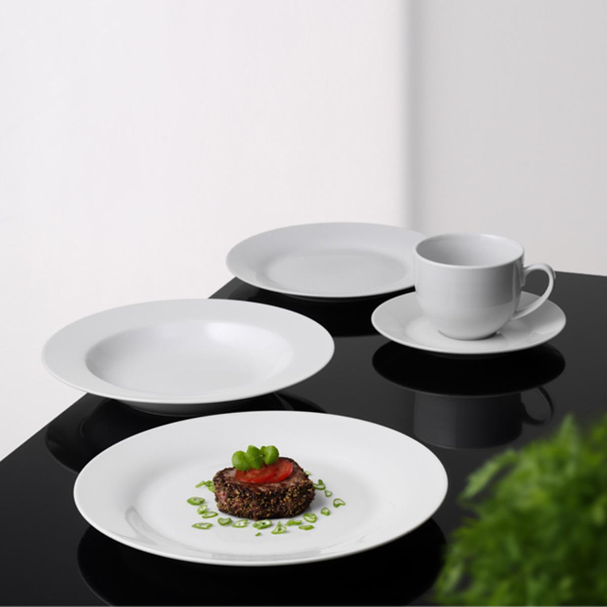 Fantastisk aida stel - Café Porcelæn - 30 dele - Coop.dk FX83