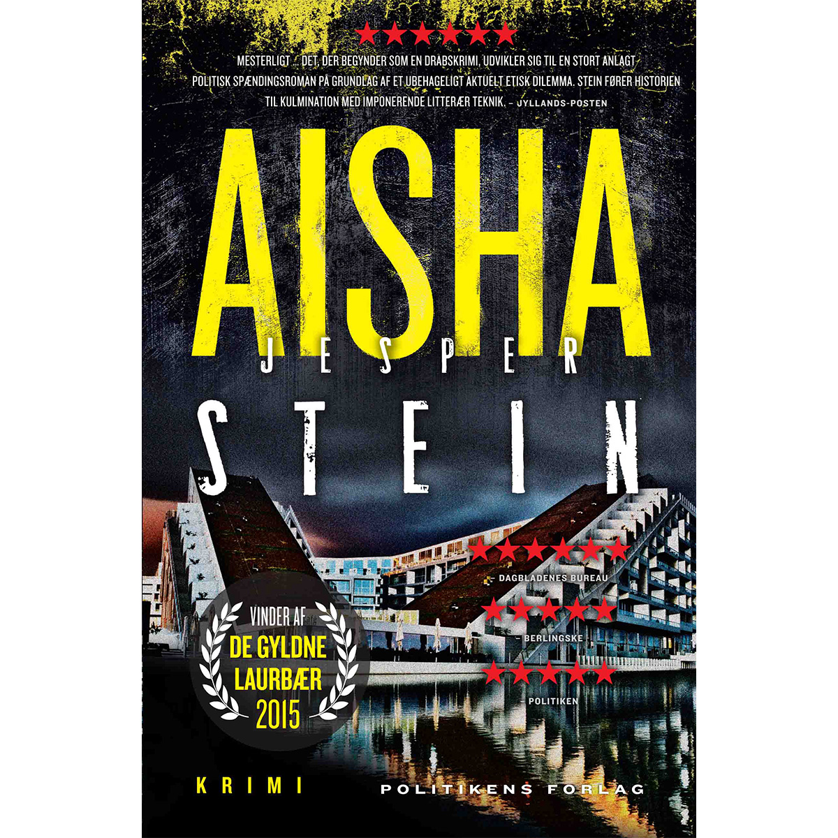 Image of   Aisha - Axel Steen 4 - Paperback