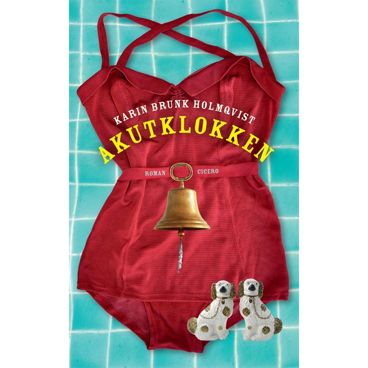 Image of   Akutklokken - Indbundet