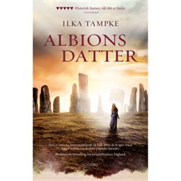 Image of   Albions datter - Ailia 1 - Paperback