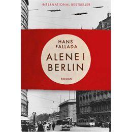 Image of   Alene i Berlin - Indbundet