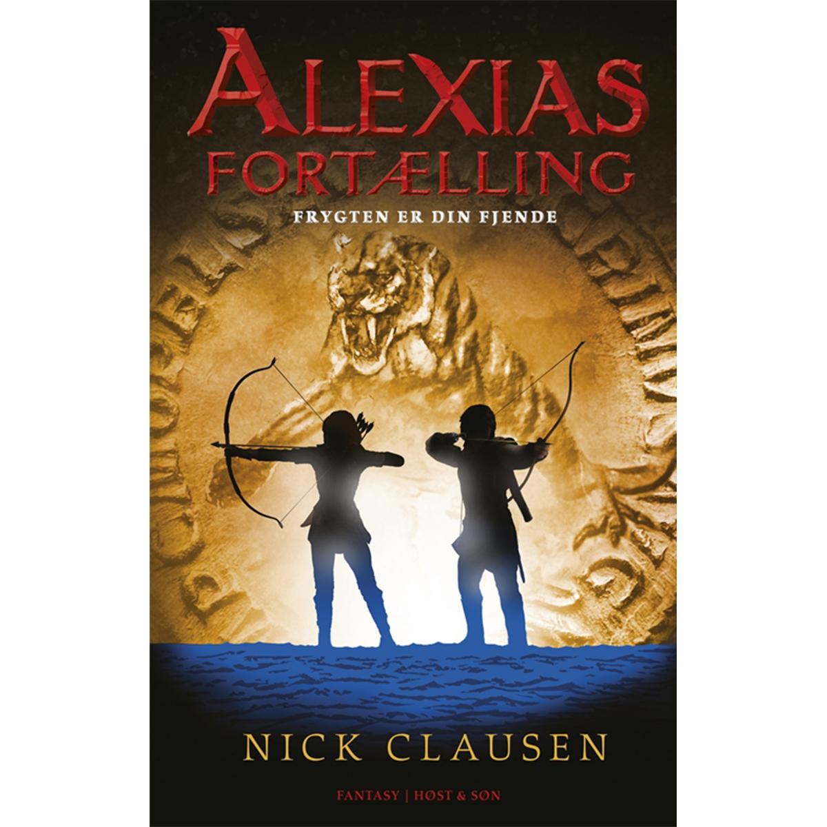 Image of   Alexias fortælling - Skrifterne fra Safirhavet 2 - Indbundet