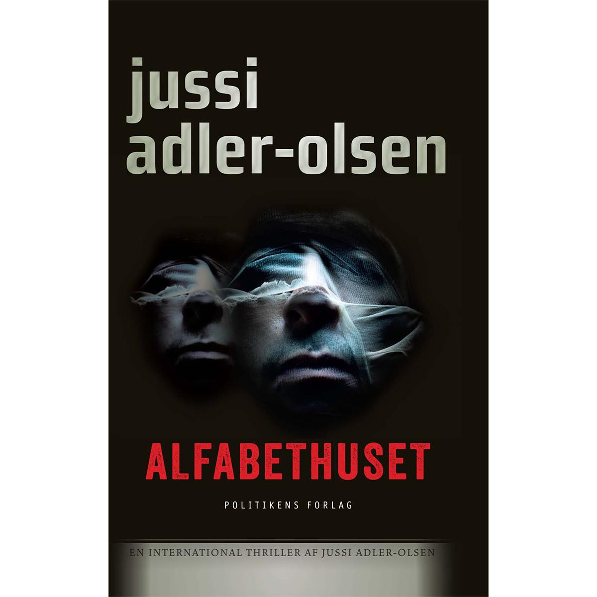 Image of   Alfabethuset - Hardback