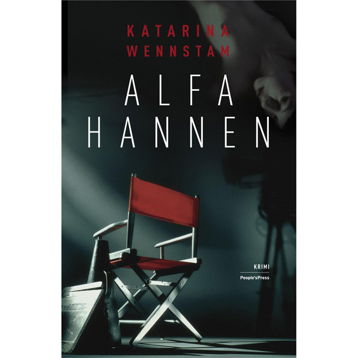 Image of   Alfahannen - Hæftet