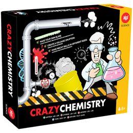Image of ALGA Science Crazy Chemistry eksperimentsæt