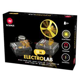 Image of ALGA Science eksperimentsæt - Electro Lab - Elektricitet