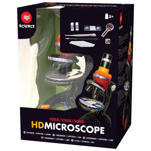 Image of   ALGA Science mikroskop