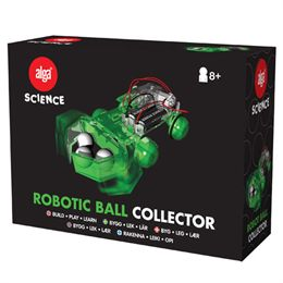 Image of ALGA Science Robot Ball Collector byggesæt